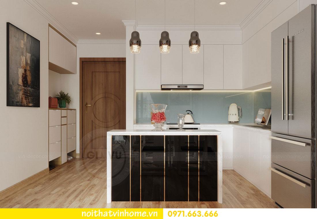 thiết kế nội thất căn hộ chung cư Park Hill tòa P2 căn 08 1