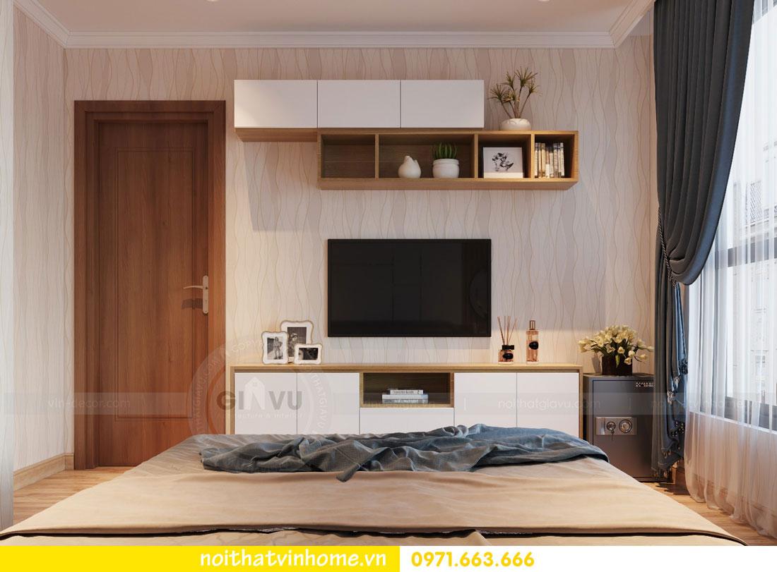 thiết kế nội thất căn hộ chung cư Park Hill tòa P2 căn 08 8
