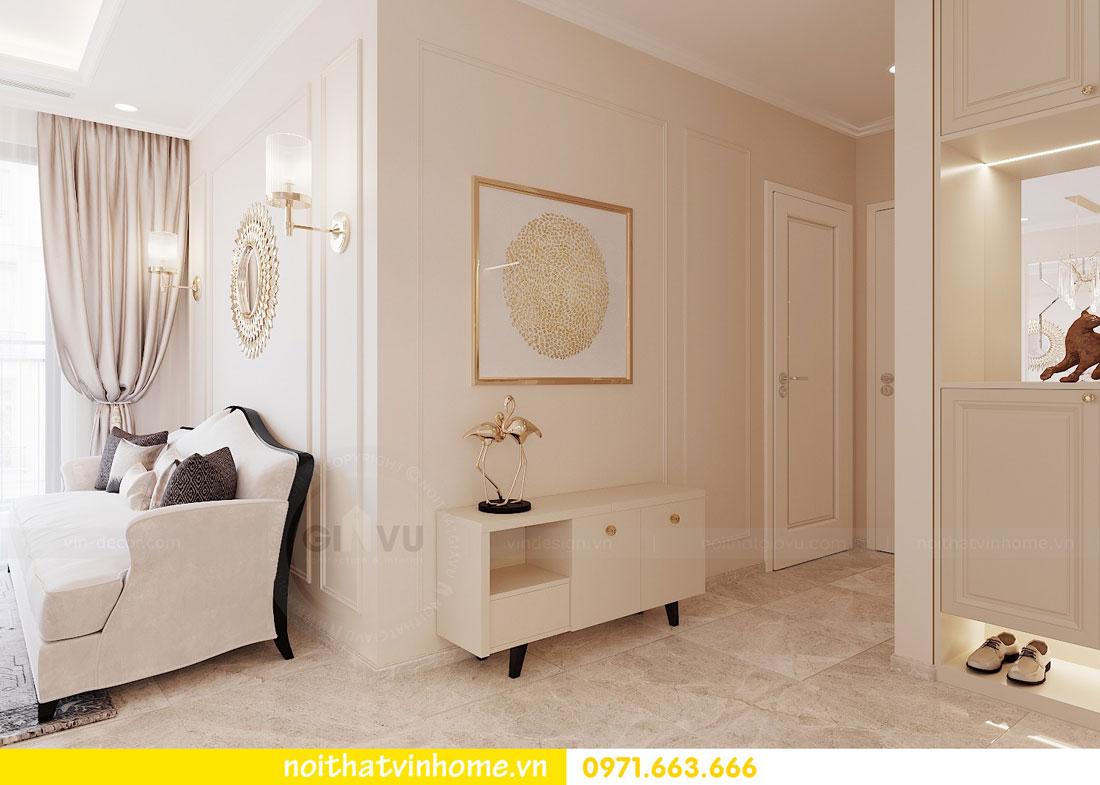 thiết kế nội thất cao cấp căn hộ 3 phòng ngủ nhà anh Phương 07