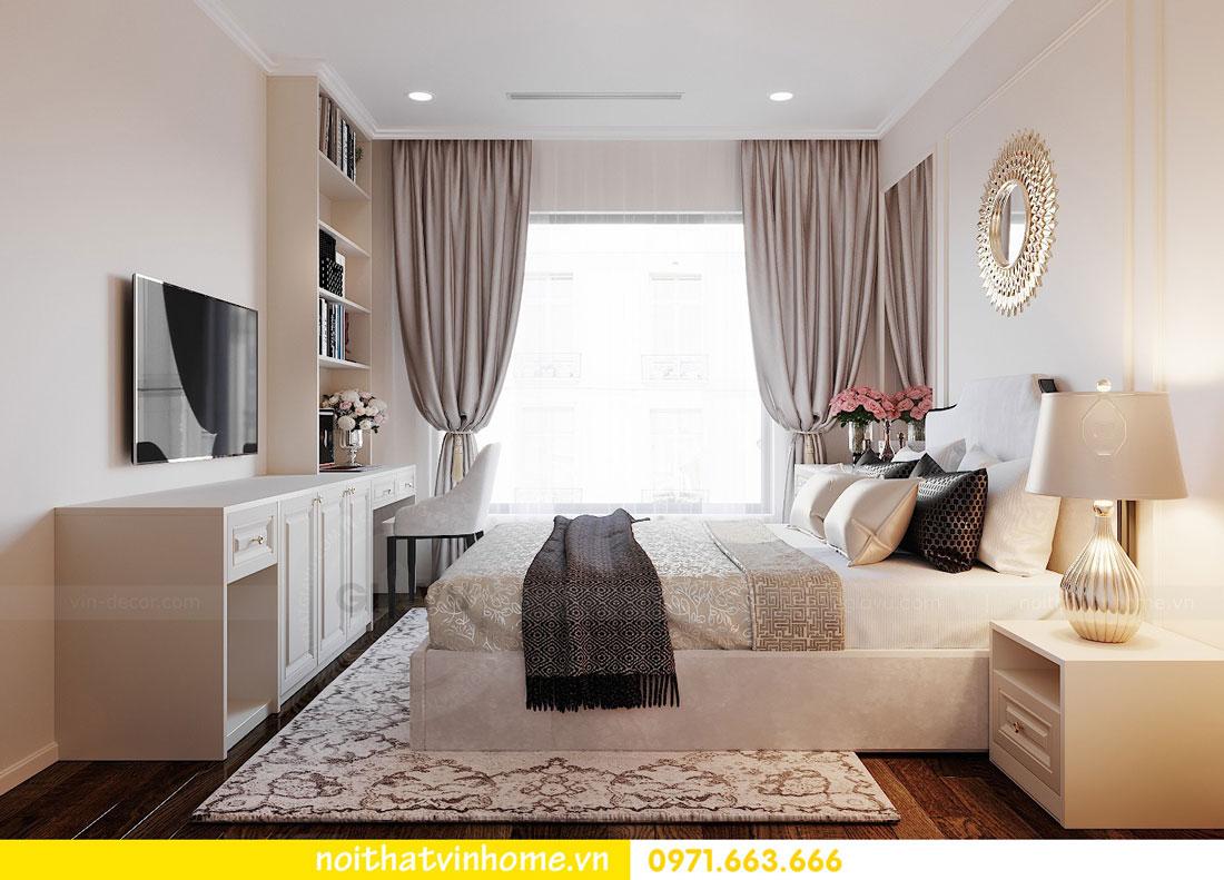 thiết kế nội thất cao cấp căn hộ 3 phòng ngủ nhà anh Phương 08