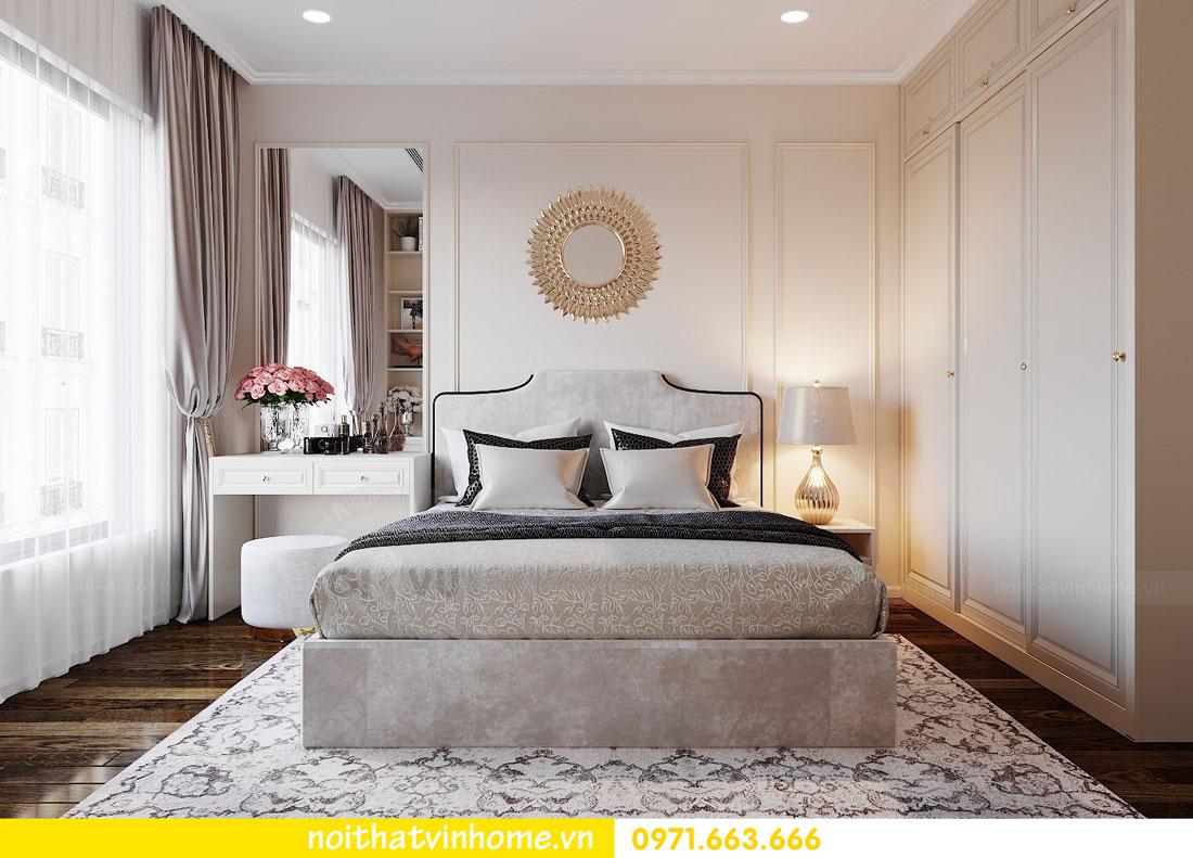 thiết kế nội thất cao cấp căn hộ 3 phòng ngủ nhà anh Phương 09