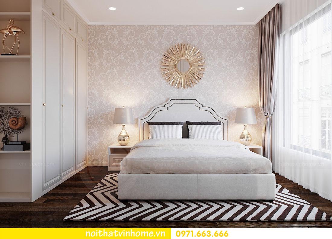 thiết kế nội thất cao cấp căn hộ 3 phòng ngủ nhà anh Phương 10