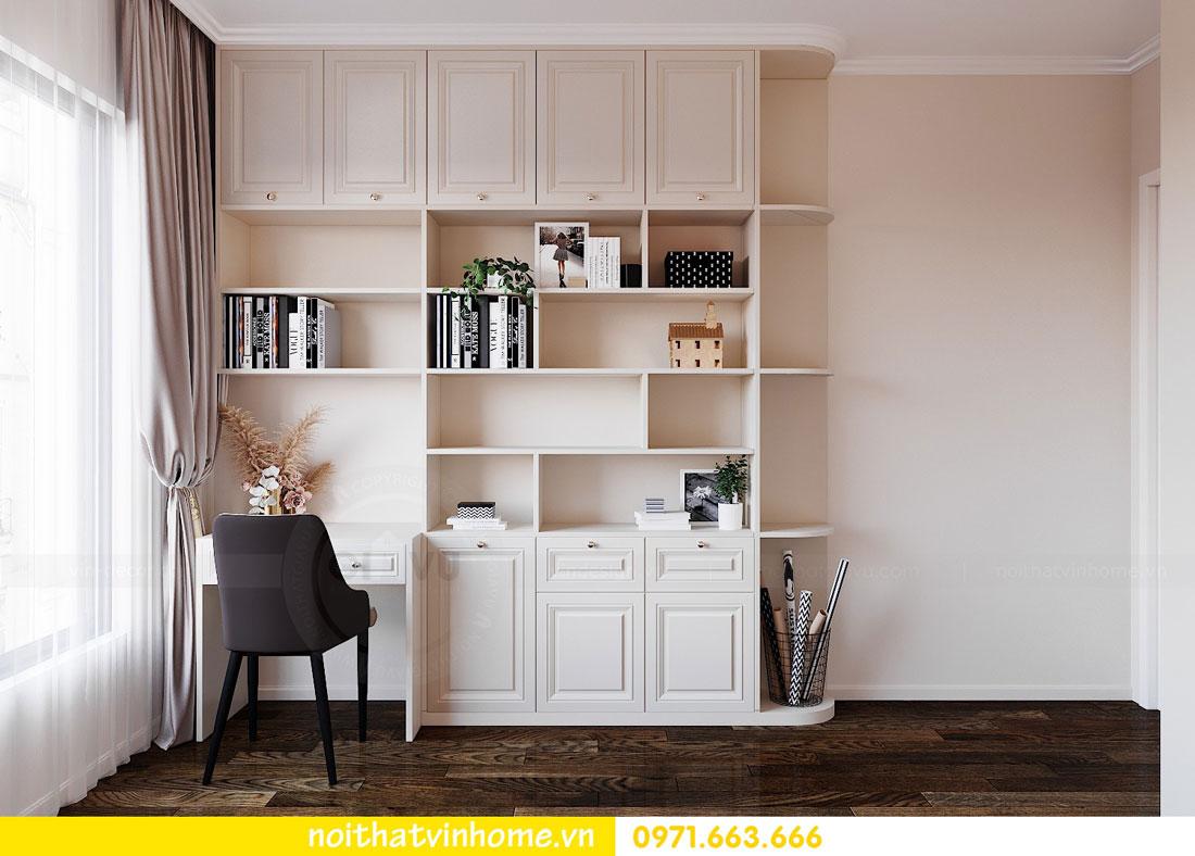 thiết kế nội thất cao cấp căn hộ 3 phòng ngủ nhà anh Phương 11