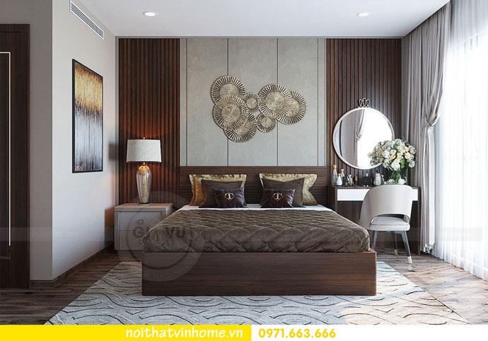 thiết kế nội thất chung cư căn 3 ngủ đẹp hiện đại 07