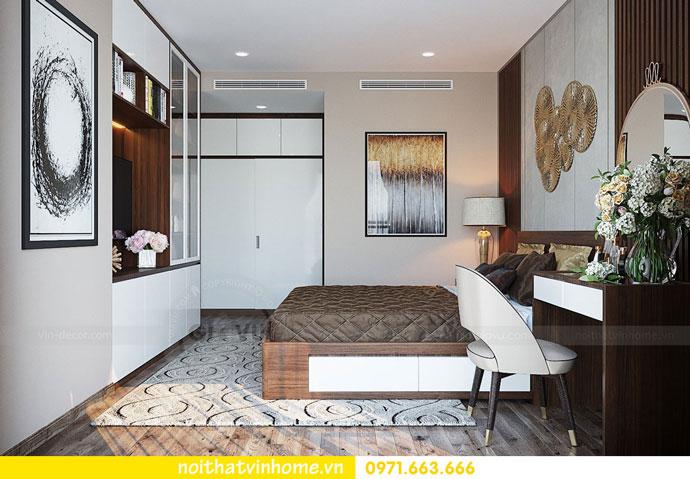 thiết kế nội thất chung cư căn 3 ngủ đẹp hiện đại 10