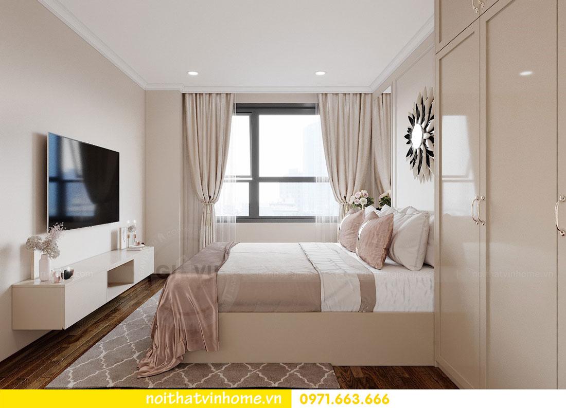 thiết kế nội thất chung cư DCapitale tòa C6 căn 02 chị Thủy 05