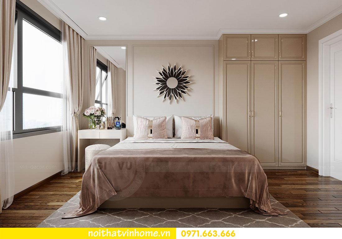 thiết kế nội thất chung cư DCapitale tòa C6 căn 02 chị Thủy 06