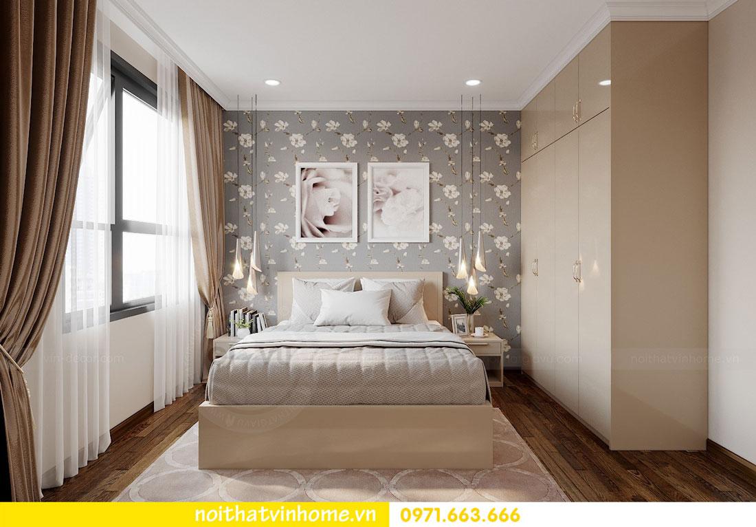 thiết kế nội thất chung cư DCapitale tòa C6 căn 02 chị Thủy 07