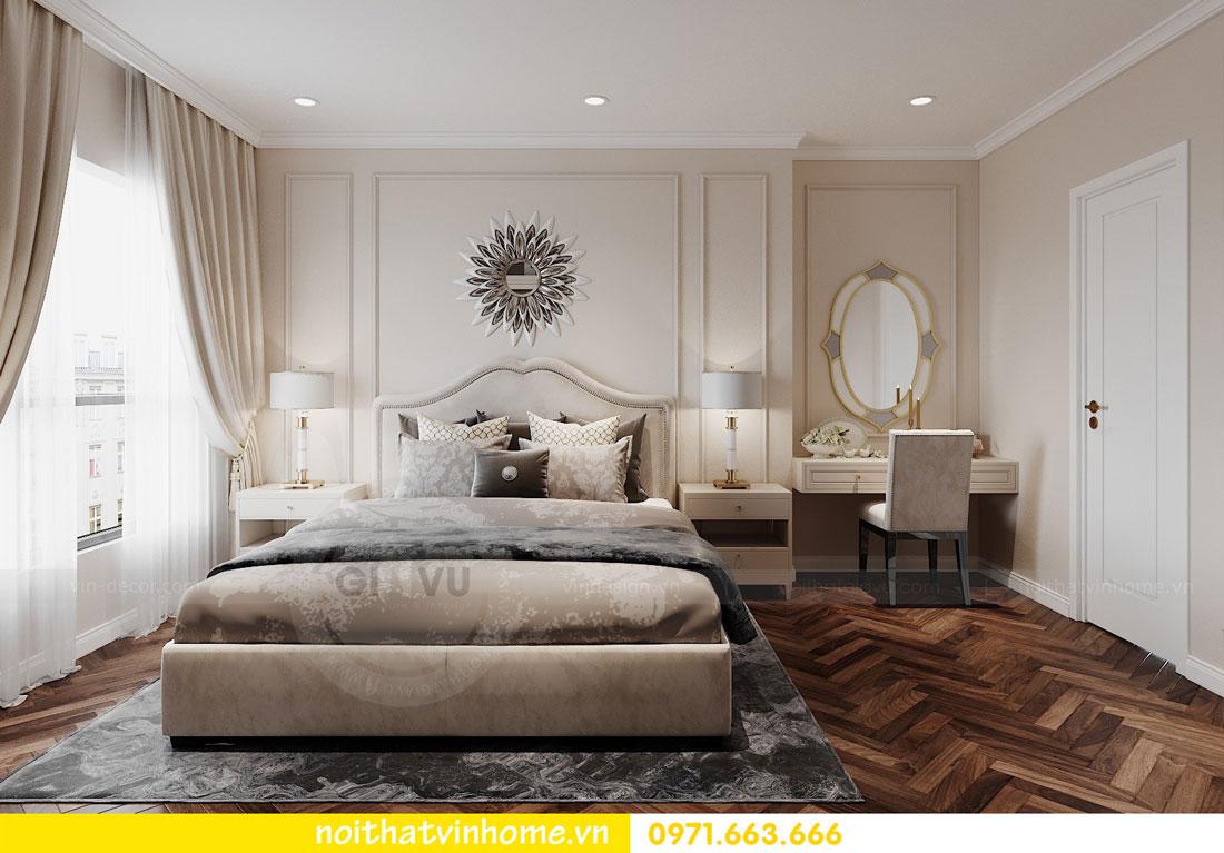 thiết kế nội thất chung cư DCapitale trọn gói nhà anh Lượng 4
