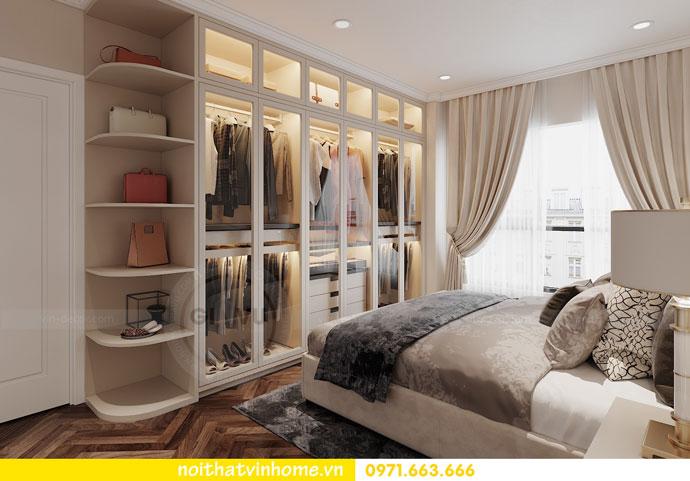 thiết kế nội thất chung cư DCapitale trọn gói nhà anh Lượng 5