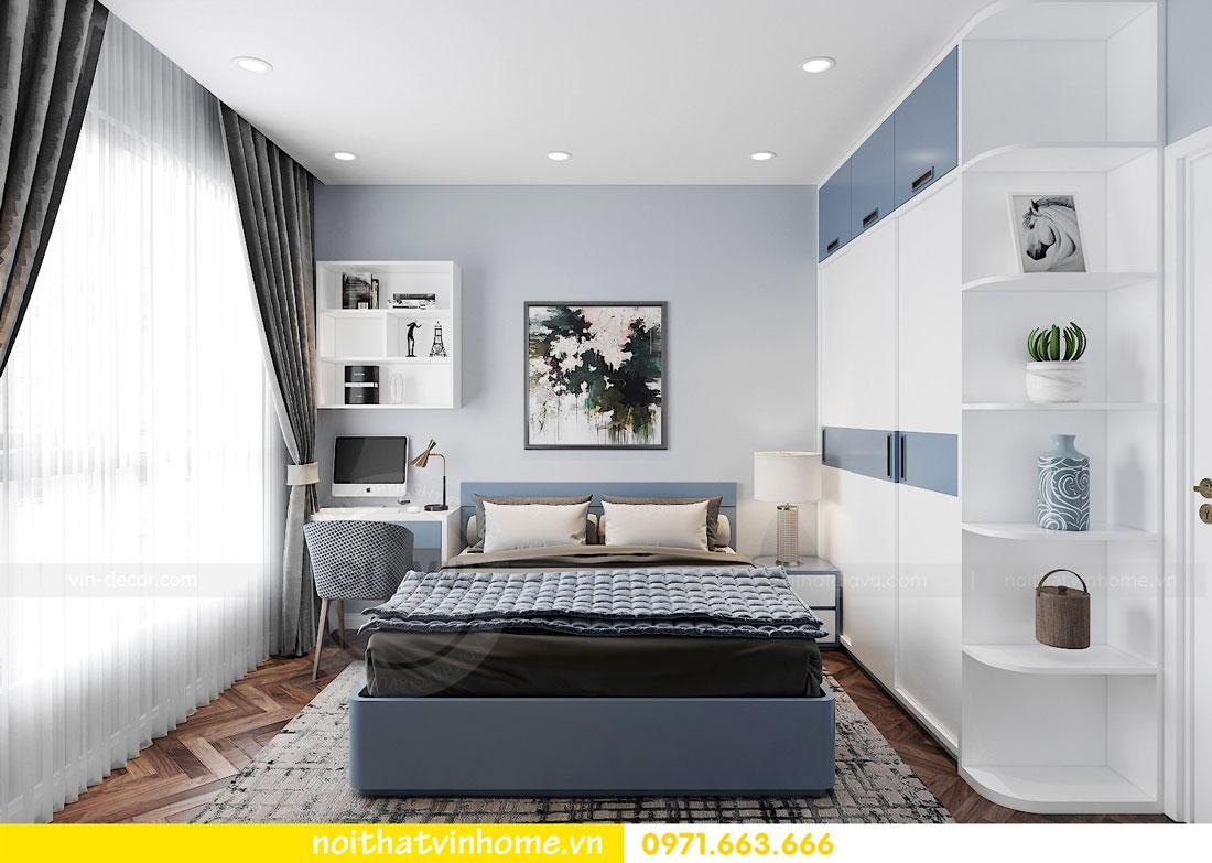 thiết kế nội thất chung cư DCapitale trọn gói nhà anh Lượng 8