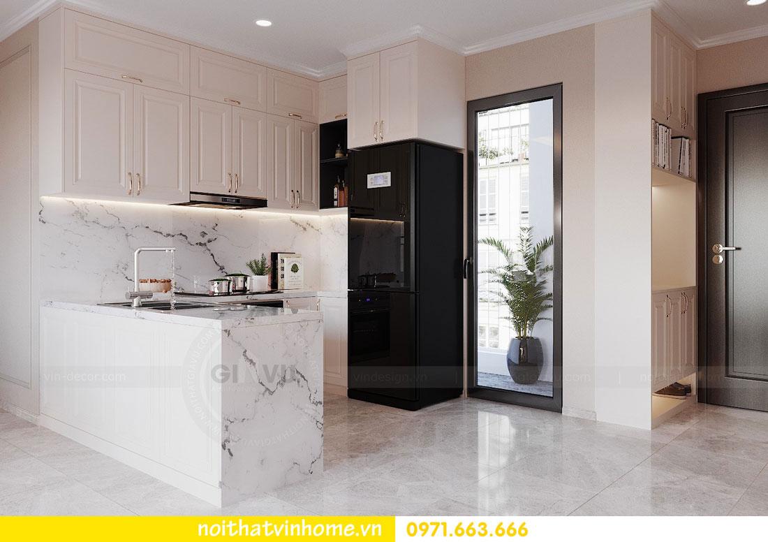 thiết kế Vinhomes DCapitale tòa C1 căn 0803 nhà anh Bình 02