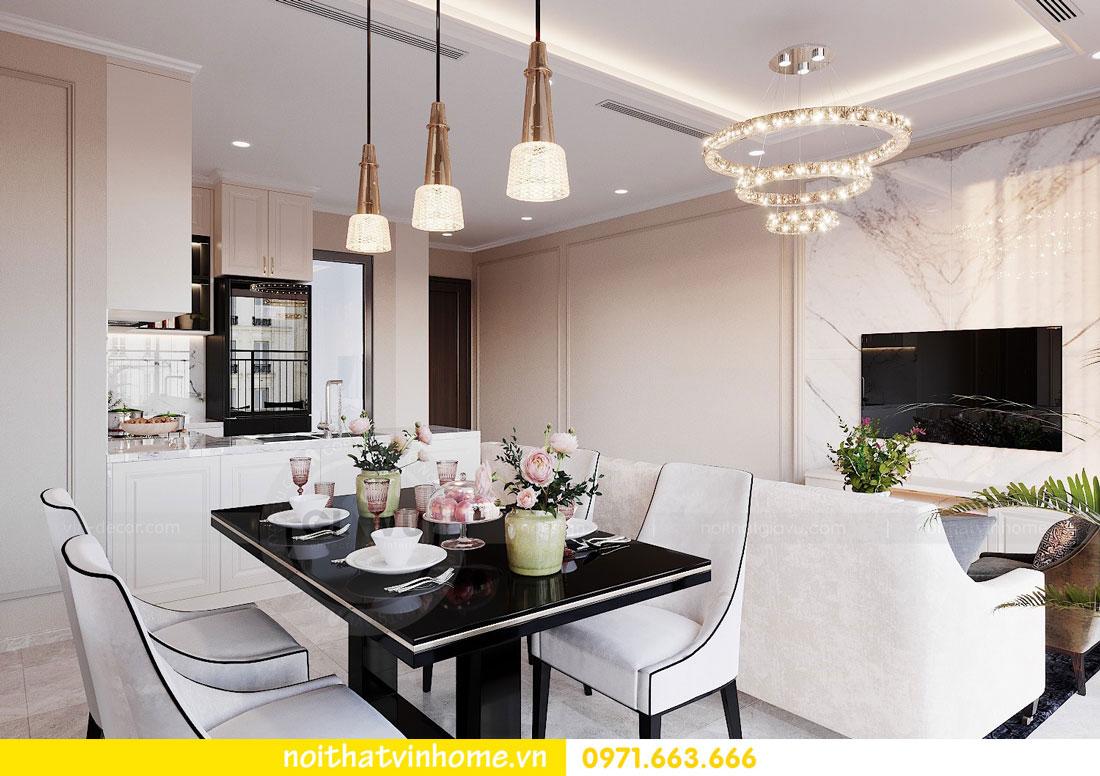 thiết kế Vinhomes DCapitale tòa C1 căn 0803 nhà anh Bình 03