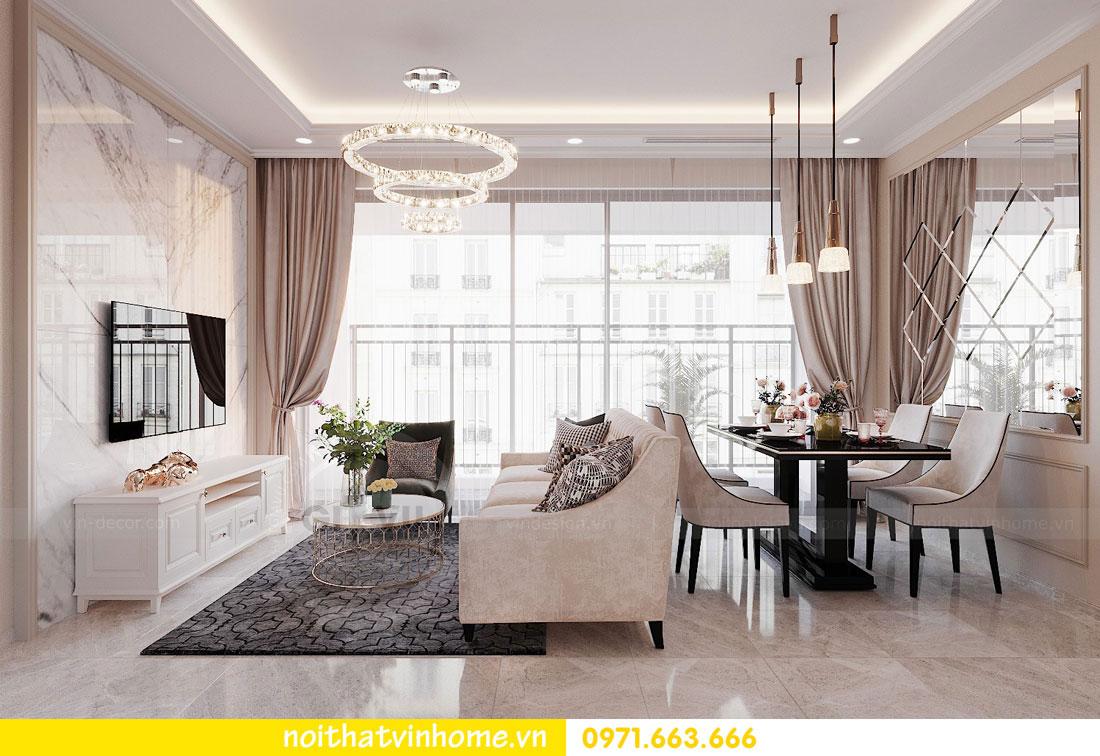 thiết kế Vinhomes DCapitale tòa C1 căn 0803 nhà anh Bình 04