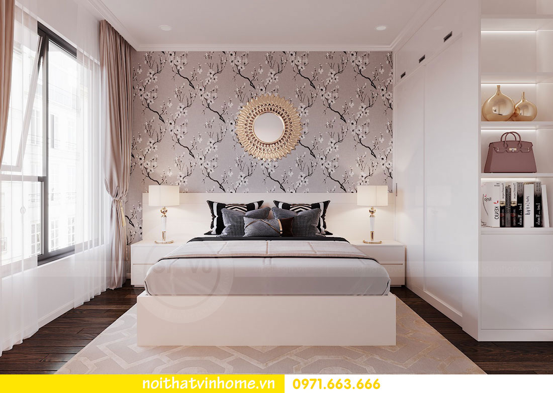 thiết kế Vinhomes DCapitale tòa C1 căn 0803 nhà anh Bình 08