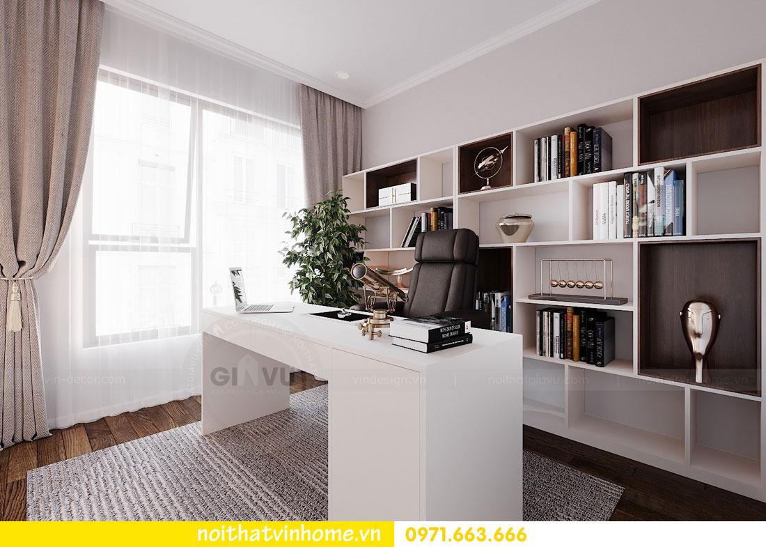 thiết kế Vinhomes DCapitale tòa C1 căn 0803 nhà anh Bình 10