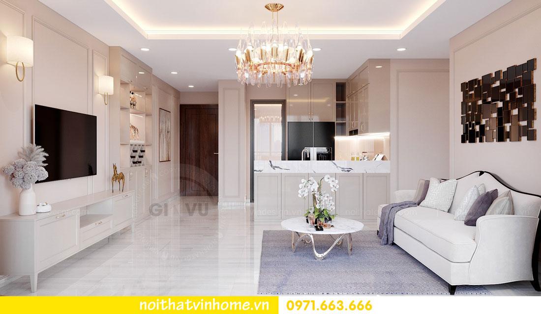 xu hướng thiết kế nội thất chung cư năm 2020 2