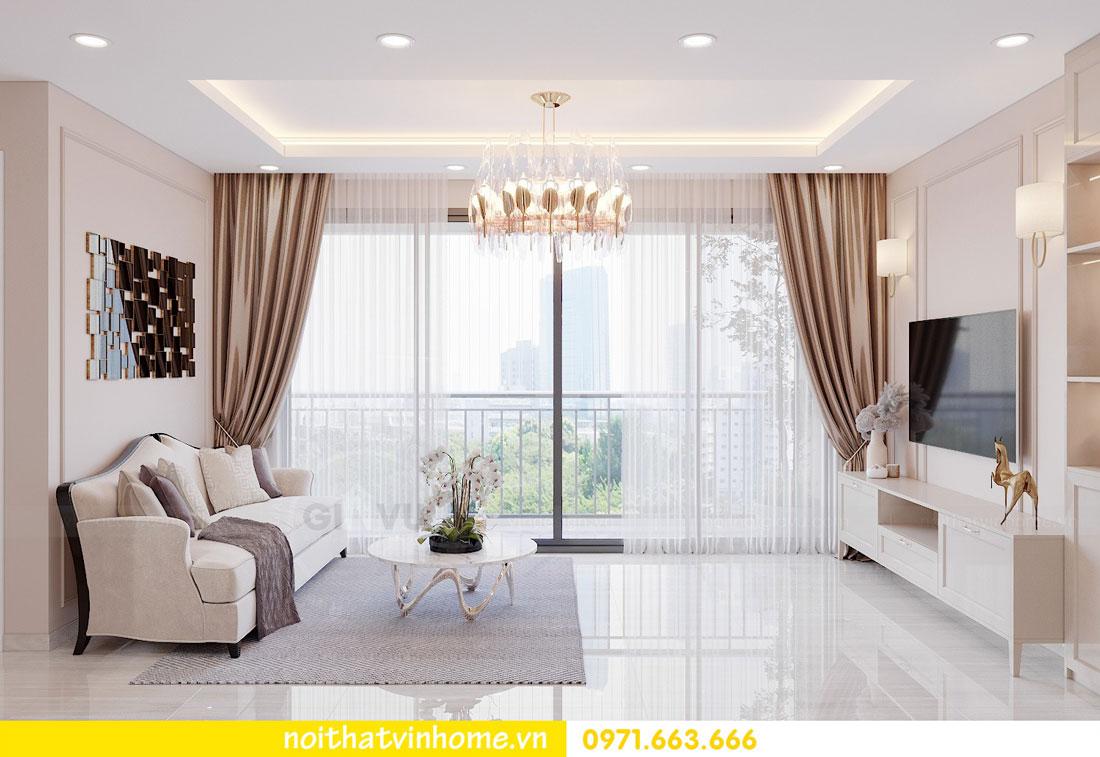 xu hướng thiết kế nội thất chung cư năm 2020 3