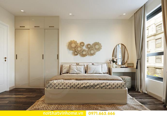 cách thiết kế nội thất căn hộ 90m2 với 3 phòng ngủ đẹp hiện đại 06