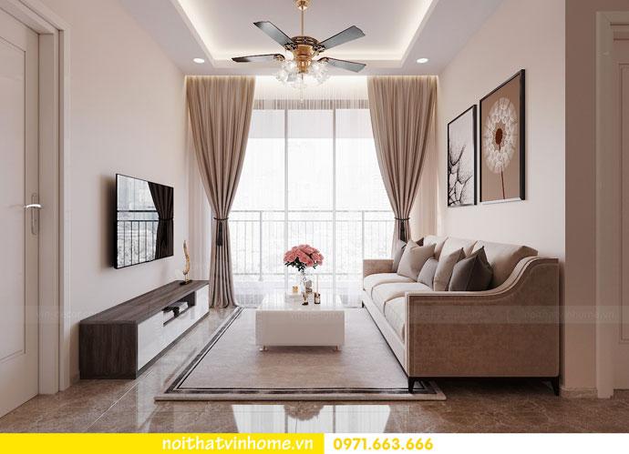 mẫu nội thất chung cư nhỏ mà vẫn hiện đại sang trọng 03