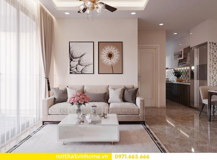 mẫu nội thất chung cư nhỏ mà vẫn hiện đại sang trọng 04