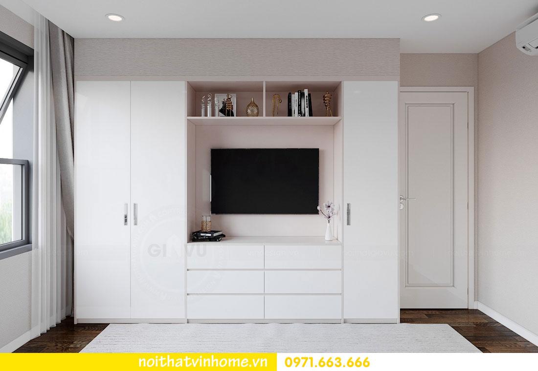 thiết kế nội thất căn hộ 3 ngủ đẹp hiện đại tiết kiệm chi phí 05