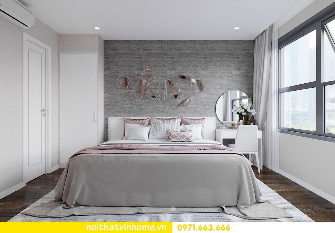 thiết kế nội thất căn hộ 3 ngủ đẹp hiện đại tiết kiệm chi phí 06