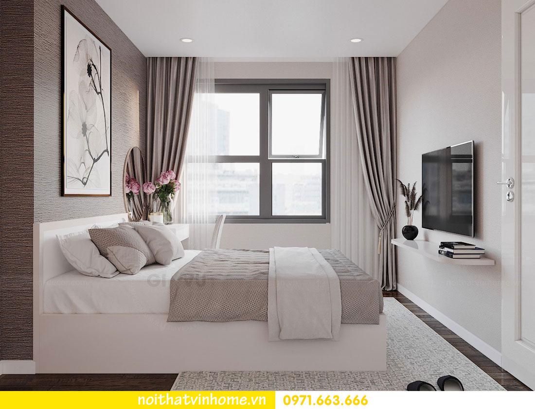 thiết kế nội thất căn hộ 3 ngủ đẹp hiện đại tiết kiệm chi phí 07