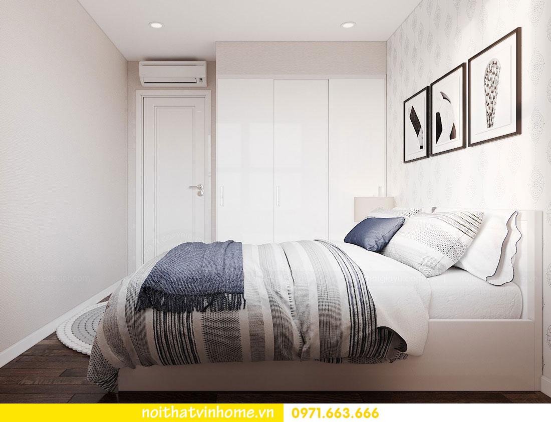 thiết kế nội thất căn hộ 3 ngủ đẹp hiện đại tiết kiệm chi phí 09