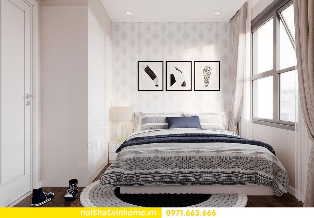 thiết kế nội thất căn hộ 3 ngủ đẹp hiện đại tiết kiệm chi phí 10