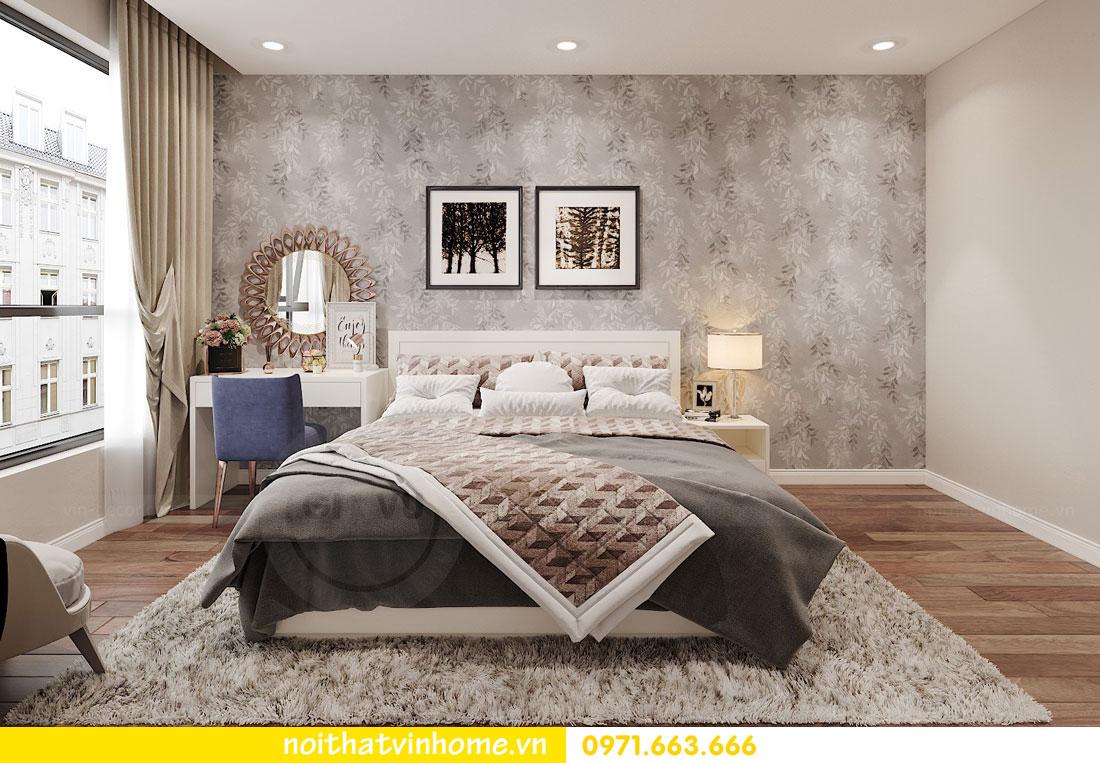 thiết kế nội thất căn hộ chung cư hiện đại nhà anh Kiên 06