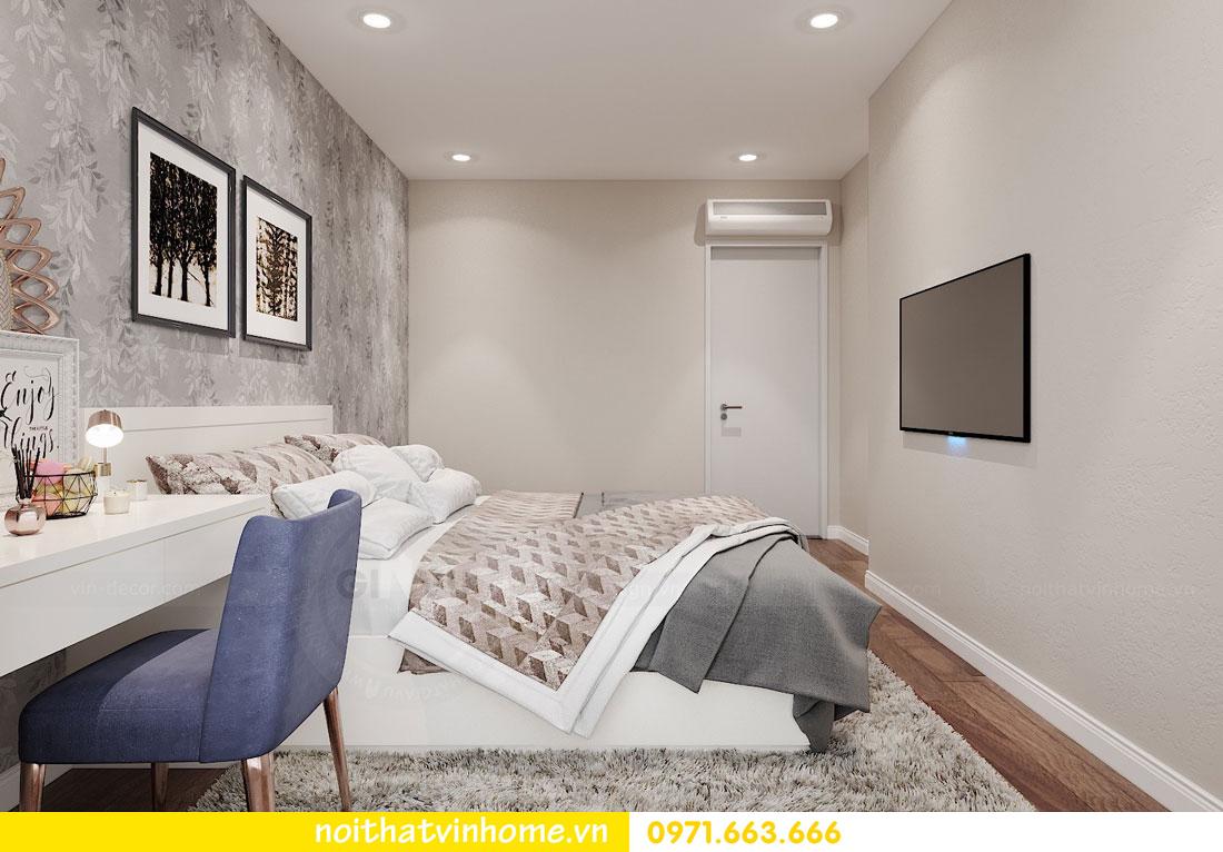 thiết kế nội thất căn hộ chung cư hiện đại nhà anh Kiên 08