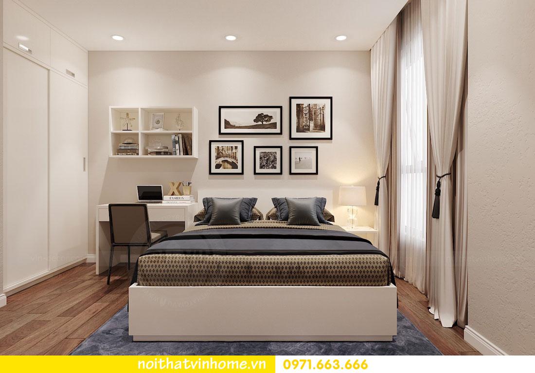 thiết kế nội thất căn hộ chung cư hiện đại nhà anh Kiên 09