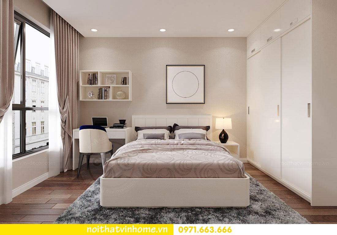 thiết kế nội thất căn hộ chung cư hiện đại nhà anh Kiên 12