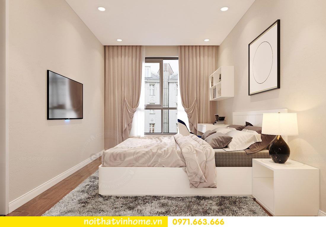 thiết kế nội thất căn hộ chung cư hiện đại nhà anh Kiên 13