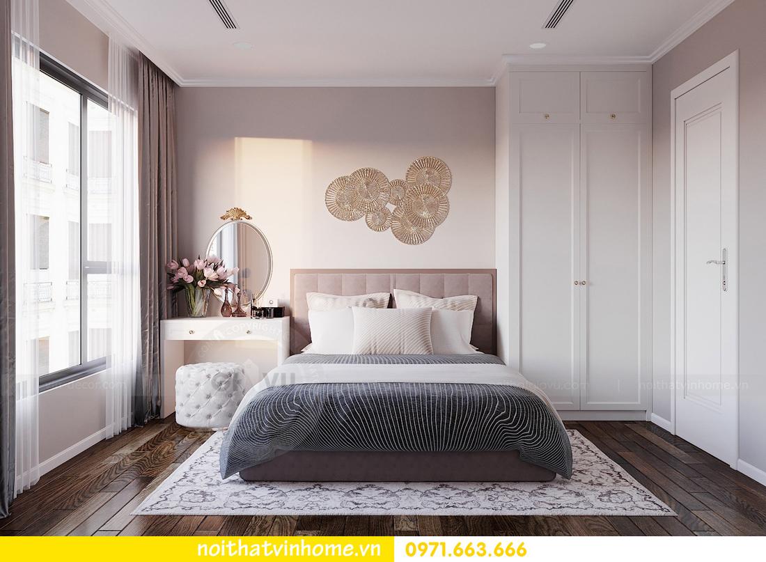 thiết kế nội thất chung cư Sunshine Riverside căn hộ 3 phòng ngủ 9