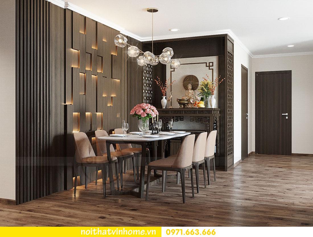 thiết kế nội thất tại chung cư Park Hill tòa P7 căn 12 - anh Điệp 05