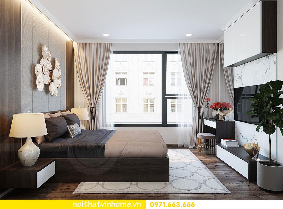 thiết kế nội thất tại chung cư Park Hill tòa P7 căn 12 - anh Điệp 08