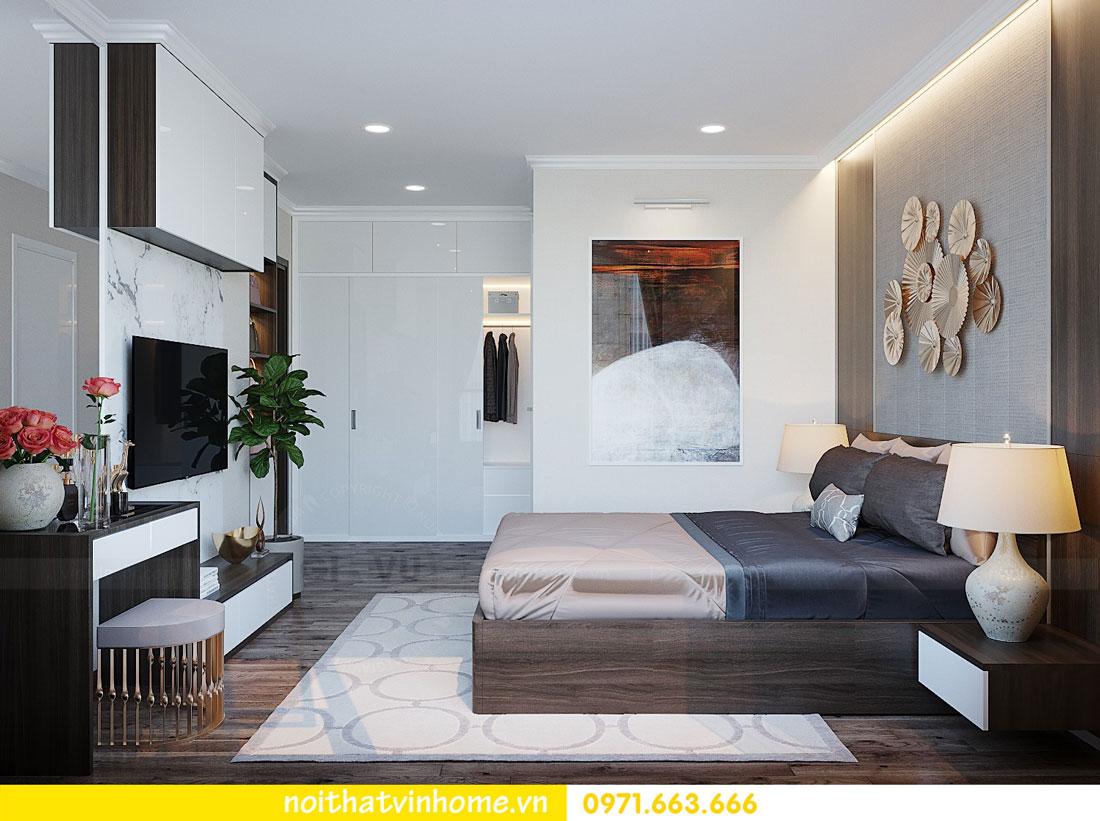 thiết kế nội thất tại chung cư Park Hill tòa P7 căn 12 - anh Điệp 09