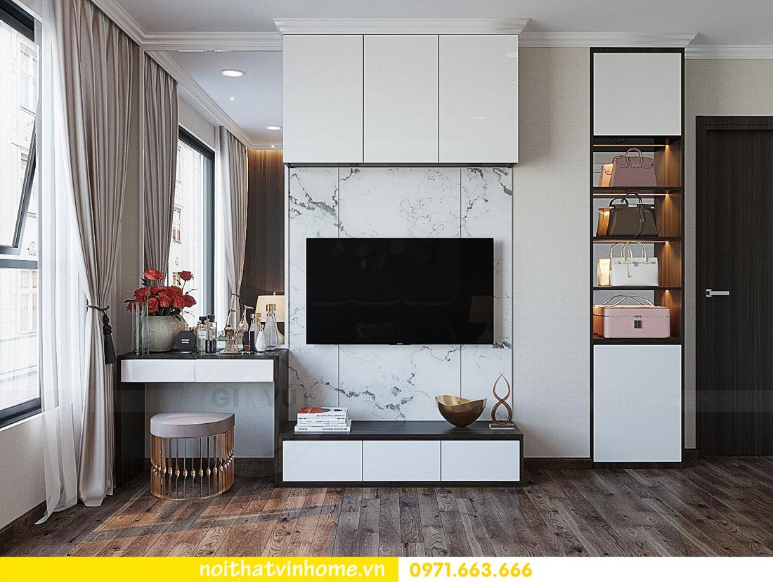 thiết kế nội thất tại chung cư Park Hill tòa P7 căn 12 - anh Điệp 11