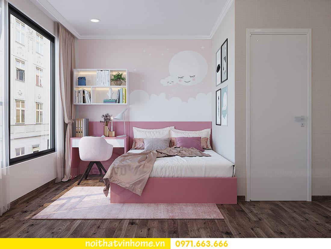 thiết kế nội thất tại chung cư Park Hill tòa P7 căn 12 - anh Điệp 15