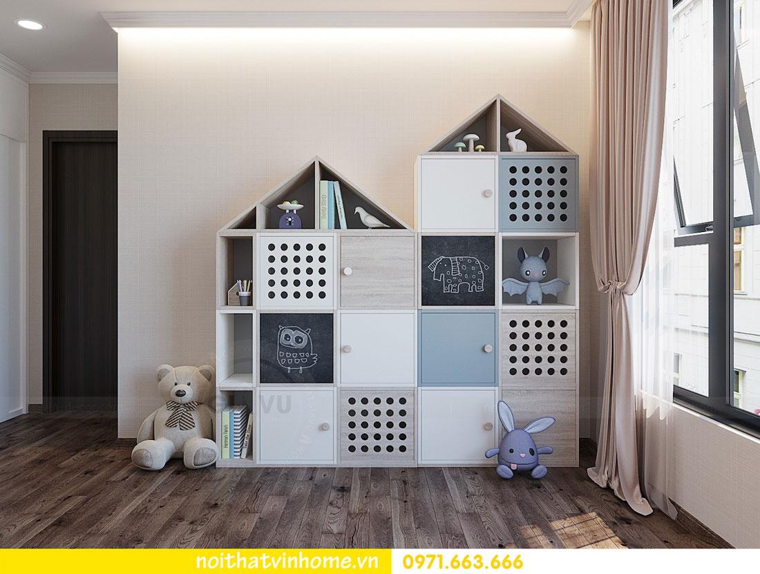 thiết kế nội thất tại chung cư Park Hill tòa P7 căn 12 - anh Điệp 16