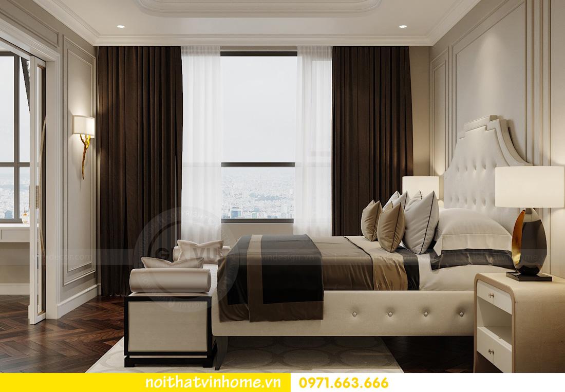 thiết kế nội thất chung cư Vinhomes West Point tòa w3 căn 05A anh Hà 06