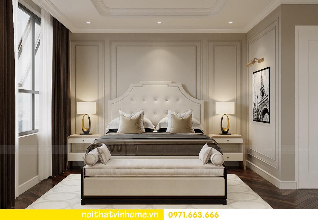 thiết kế nội thất chung cư Vinhomes West Point tòa w3 căn 05A anh Hà 07