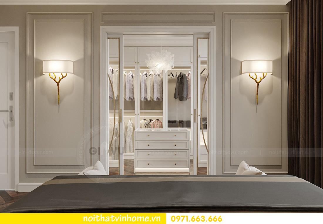 thiết kế nội thất chung cư Vinhomes West Point tòa w3 căn 05A anh Hà 08