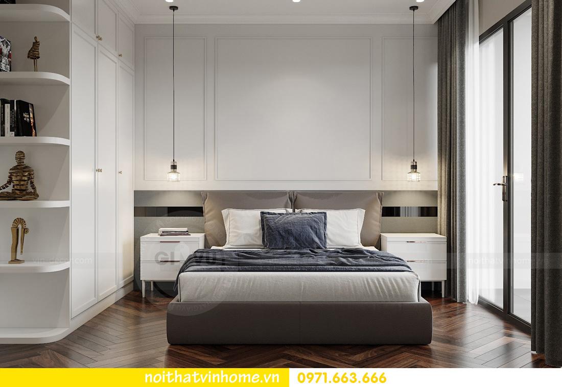 thiết kế nội thất chung cư Vinhomes West Point tòa w3 căn 05A anh Hà 12