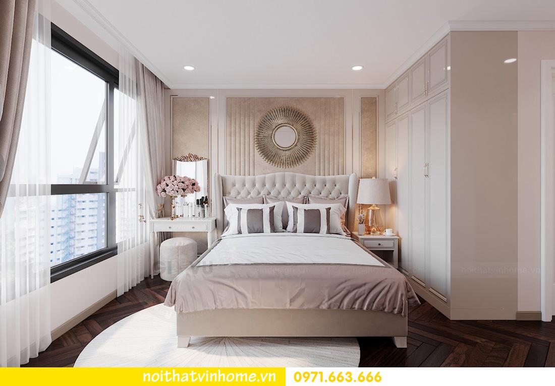 thiết kế nội thất Vinhomes West Point tòa W1 căn 05 nhà chị My 07