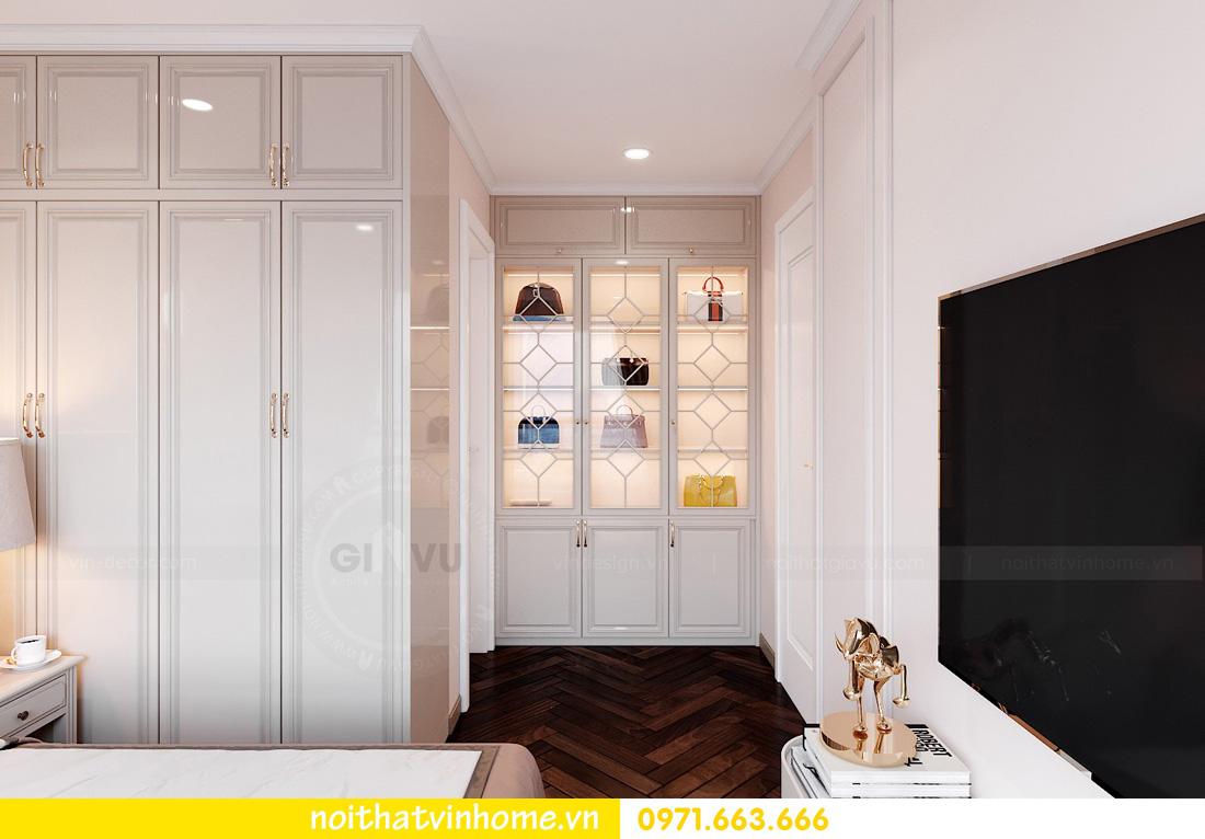 thiết kế nội thất Vinhomes West Point tòa W1 căn 05 nhà chị My 09