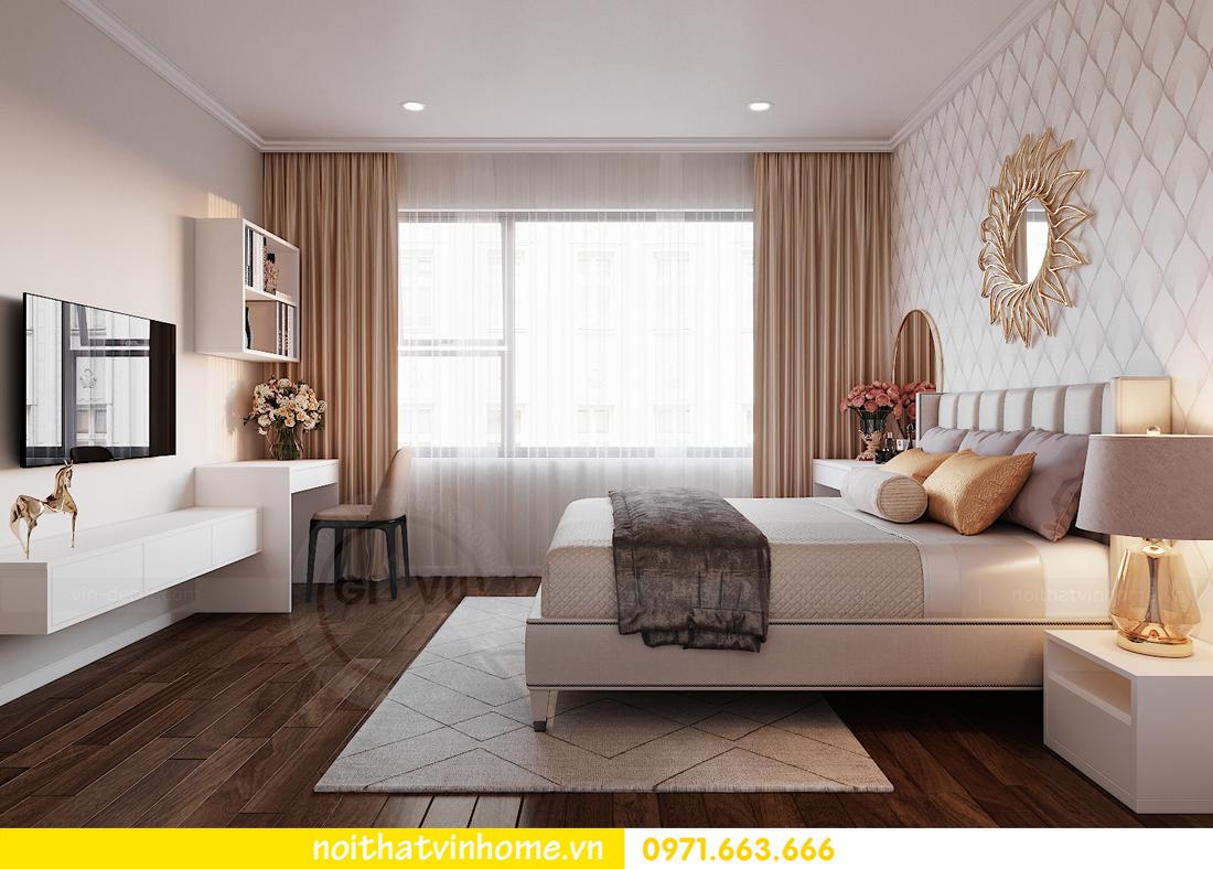 thiết kế nội thất căn hộ chung cư West Point tòa W3 căn 08 8