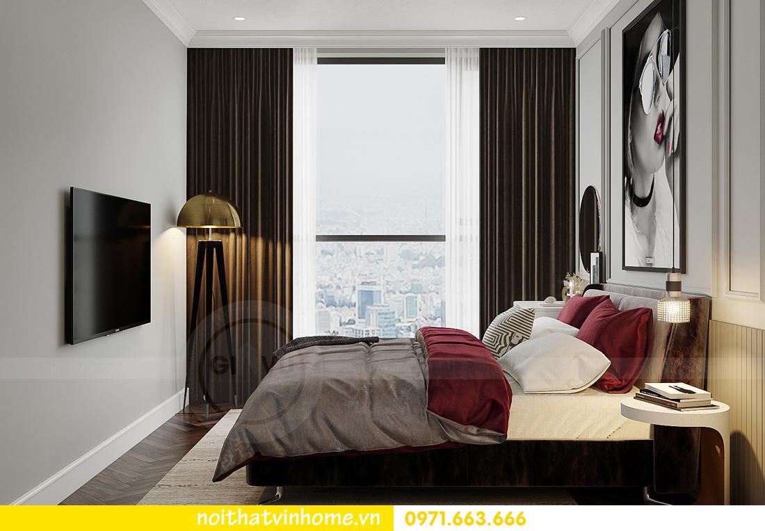 thiết kế nội thất chung cư West Point tòa W3 căn 12 anh Khang 05